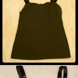 lululemon athletica Tops - Lulu top and calvin klein bag reserved